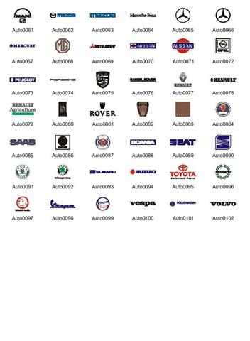 Car Logos And Stripe Prices Car Van Vehicle Logo Price