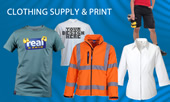 Clothing Suppliers UK