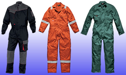 Work Clothing & Coveralls