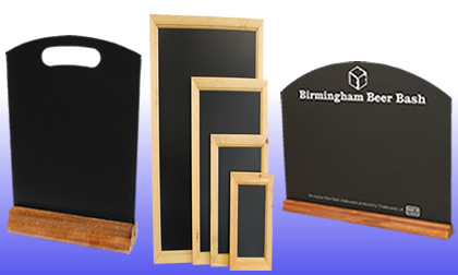 Suppliers of chalkboards