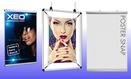 Suppliers of poster displays