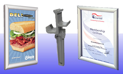 Suppliers of security snap frames