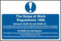 The Noise At Work Regulations 2005