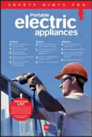RoSPA Safety Poster - Portable electrical appliances Paper made from Laminated Poster