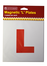 Magnetic L Plates made from Magnetic