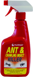 500 ml Ant and Crawling Insect Killer Trigger
