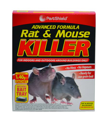 50g Rat and Mouse Killer