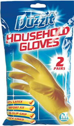 2 Packet Medium Household Gloves