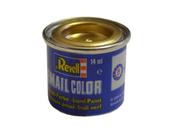 Gold Metallic Hobby Paints DGN