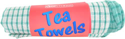16 inch x 24 inch Tea Towels Packet of 2