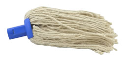 No. 12 PY Blue Socket Socket Mop Head