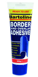 250 gm Tube Border / overlap Adhesive