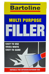 Filler Powder interior / exterior Standard size