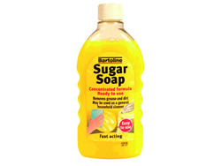 500 ml Flask Sugar Soap Concentrate