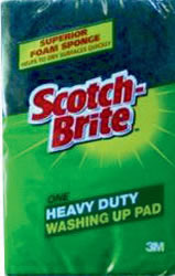 Scotch-Brite Heavy Duty Washing up Pad