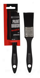 25 mm 1 inch Basics Quality Paint Brush