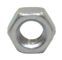 M5 Zinc Plated Steel Hex Nuts