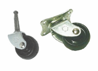 31 mm Peg Fix Castors