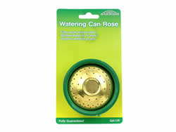 Push Fit Watering Can Rose
