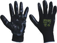 Nite Star Dipped Gloves Extra Large