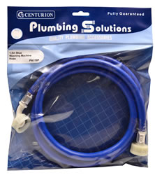 1.5 metres Blue Washing Machine Hose