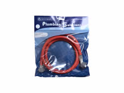 1.5 metres Red Washing Machine Hose