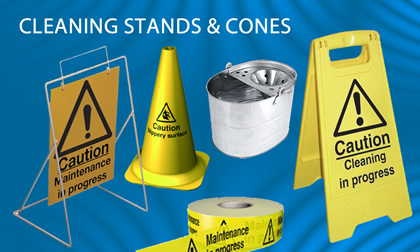 cleaning stands