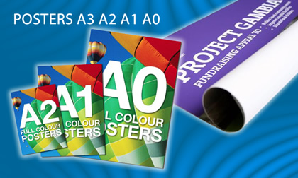 large format A3 A2 A1 A0 poster printers