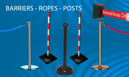posts and barriers makers