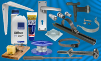 sign fixings janitorial and office DIY products
