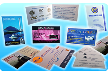 low-cost printers of business cards