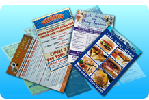 low-cost printers of menus