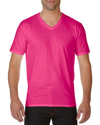 Gildan Premium Cotton V Neck T-shirt