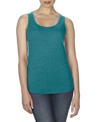 Anvil Womens Tri-Blend Racerback Tank Top