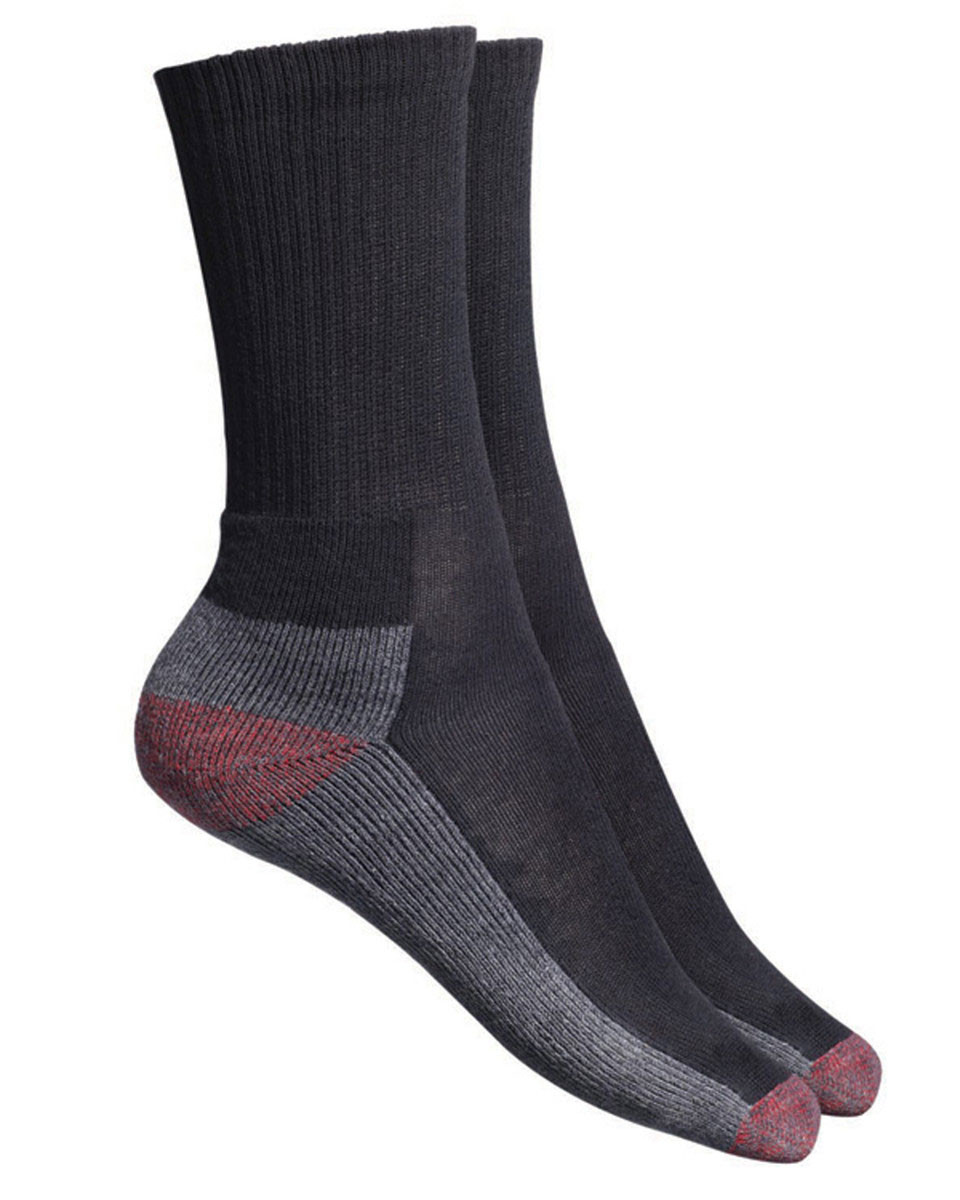 Dickies Cushion Crew Sock (5 pack)