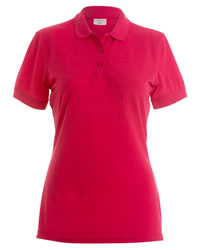 Kustom Kit Ladies Slim Fit Short Sleeve Polo Shirt