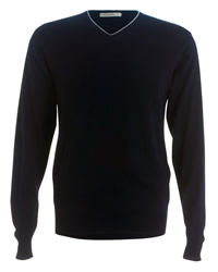 Kustom Kit Contrast Long Sleeve Sweater