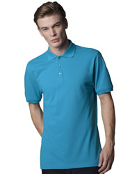 Kustom Kit Mens Slim Fit Short Sleeve Polo Shirt