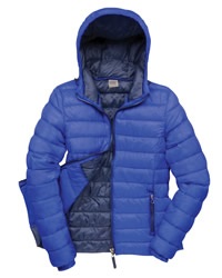 Result Urban Ladies Snowbird Hooded Jacket