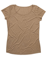 Stars Daisy Oversized Crew Neck T-shirt