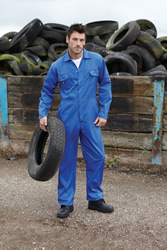 Dickies Redhawk Stud Coverall Tall