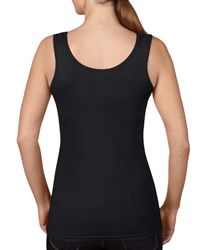 Anvil Ladies 1 X 1 Rib Tank Top