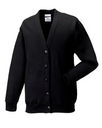 Russell SweaT-shirt Cardigan