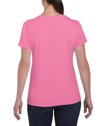 Gildan Ladies Heavy Cotton Missy Fit T-shirt