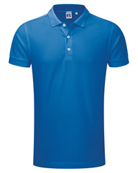 Russell Mens Stretch Polo Shirt