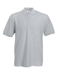 Fruit of the Loom 65/35 Heavyweight Pique Polo Shirt