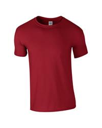 Gildan Mens Softstyle Short Sleeve T-Shirt