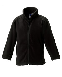 Jerzees Schoolgear Full Zip Fleece