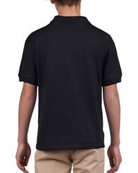 Gildan Dryblend Youth Jersey Polo Shirt