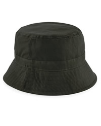 Beechfield Waxed Bucket Hat